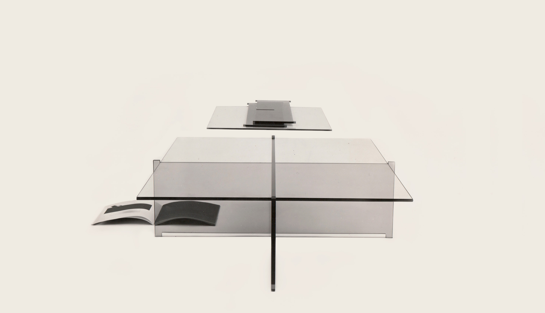 Cross-Plex low table