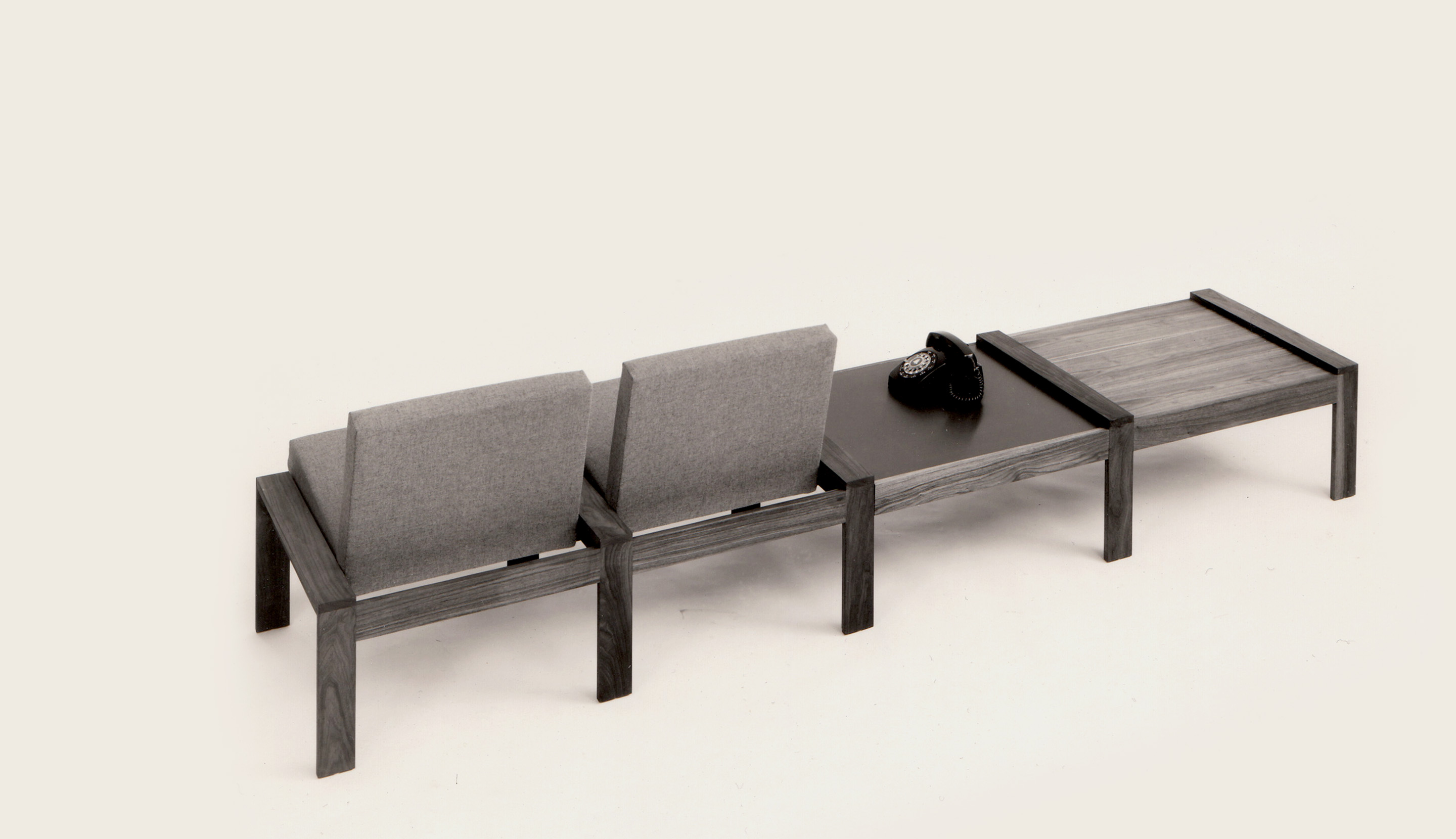 Modular seating and tables